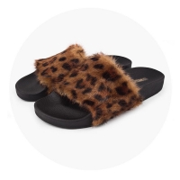 THE WHITEBRAND Leopard Fur